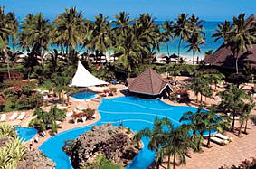 Diani Reef Beach Resort Spa S Provides The Perfect Environment For Holiday