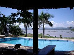 Kiboko bay resort kisumu for Hotels in kisumu with swimming pools