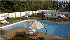 The vic hotel kisumu for Hotels in kisumu with swimming pools