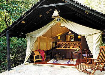 Sarova Mara C& 75 en- suite luxury tents with permanent roofs and floors nestled amidst the rich indigenous flora. Sarova Mara C& boasts an extensive ... & Mara Sarova Tented Lodge in Masai Mara Reserve in Kenya