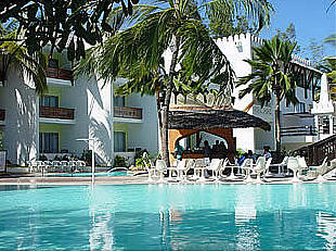 Bamburi Beach Hotel Is Located On The North Coast Of Kenya 12km From Mombasa
